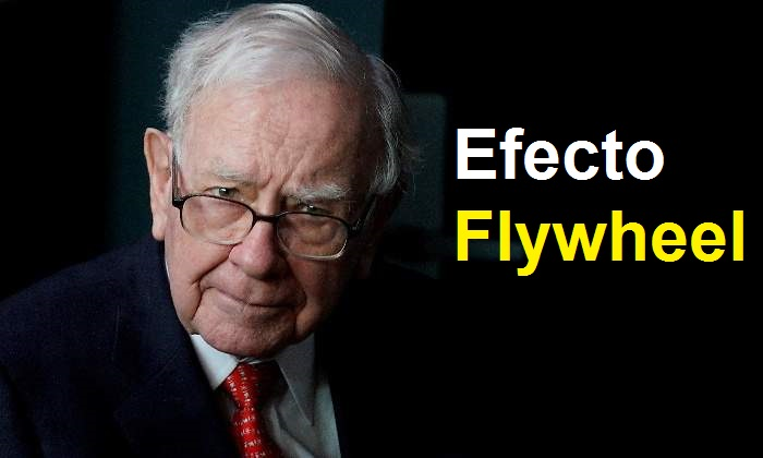 Efecto flywheel warren buffett